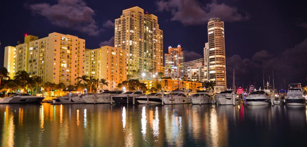 Night Life in Miami
